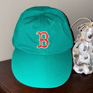 NWOT kids toddler St. Paddy's Boston Red Sox hat